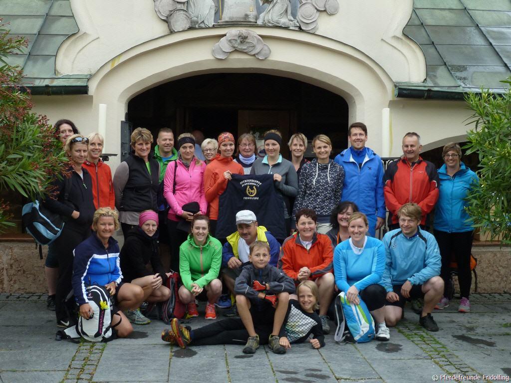 Wallfahrt Altötting Route